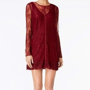 GUESS - Laurie Lace Shift Dress